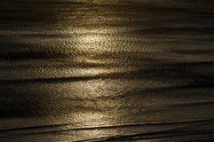 Картины восхода солнца на море Стоковое фото RF