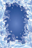 Картины зимы Стоковые Изображения