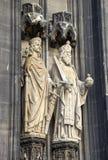 картины иллюстраций элементов конструкции украшения просто cologne Германия собора Стоковое Изображение