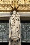 картины иллюстраций элементов конструкции украшения просто cologne Германия собора Стоковая Фотография RF