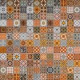 Картины керамических плиток Стоковые Фотографии RF