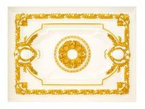 Картины на листах гипса потолка Стоковые Изображения RF
