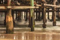 Картины на пляже Стоковая Фотография RF