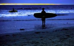 Картины на пляже Стоковые Изображения RF