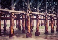 Картины на пляже Стоковые Изображения