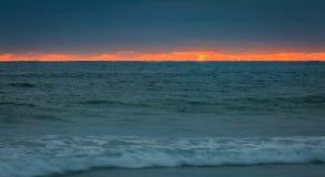 Картины на пляже Стоковые Фотографии RF