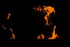 Картины огня Стоковые Фотографии RF