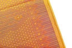 Картины предпосылки ткани Стоковые Изображения RF