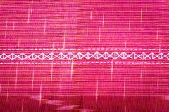 Картины предпосылки ткани Стоковая Фотография RF