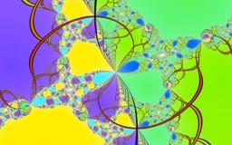 картины произведенные компьютером Стоковое фото RF