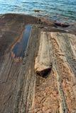 Картины скалы Стоковое Фото