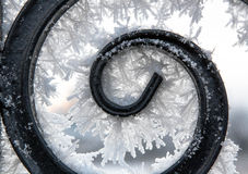 Картины снега стоковая фотография rf