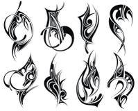 Соплеменная татуировка бесплатная иллюстрация