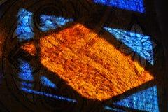 Картины цвета витража на каменном поле мозаики Стоковые Фотографии RF