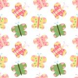картины jpg иллюстрации бабочек вектор цветастой безшовный Иллюстрация штока