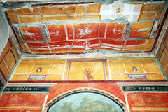 Картины Oplontis стоковые изображения rf