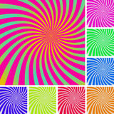 картины swirly Стоковое фото RF