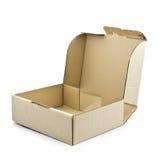 Картонная коробка Стоковые Фотографии RF