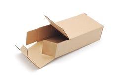 Картонная коробка Стоковые Изображения