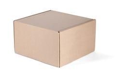 Картонные коробки для подарков Стоковые Изображения RF