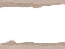 картон граници Стоковые Фото