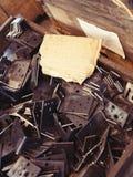 картон грязный Стоковое Изображение RF