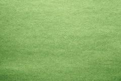 Картон и бумага зеленого цвета Стоковая Фотография RF