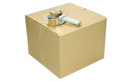 картон коробки Стоковое фото RF