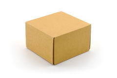 картон коробки стоковые фотографии rf