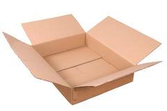картон коробки Стоковые Изображения RF