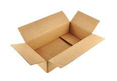 картон коробки Стоковые Фото