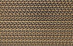 Картон, поперечное сечение Стоковые Фотографии RF