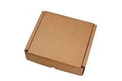 картон 2 коробок Стоковая Фотография RF