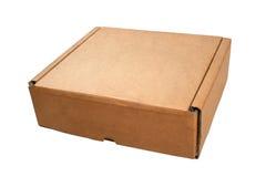 картон 4 коробок Стоковое Фото
