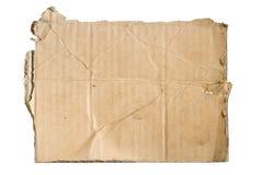 картон Стоковое Изображение