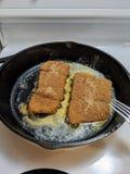Картофель фри рыб стоковое фото rf