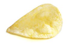 Картофельная стружка стоковые фото