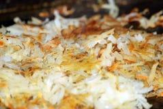 Картофельные оладьи Стоковое Изображение