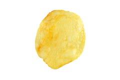 Картофельные стружки изолированные на белизне Стоковая Фотография RF