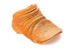 Картофельные стружки стоковое изображение