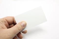 карточка вручая вне стоковое фото rf