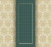 Карточка год сбора винограда. Стоковые Фото