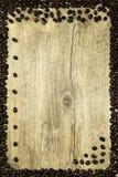 Карточка кофе Стоковое Изображение