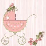 карточка младенца Стоковая Фотография RF