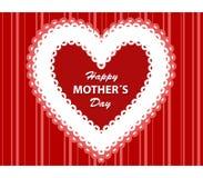 Карточка дня MotherСтоковое Фото