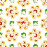 карточка осени легкая редактирует цветки праздник дорабатывает для того чтобы vector абстрактная геометрическая картина безшовная Стоковое Фото