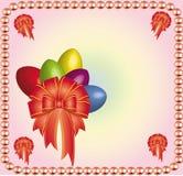 карточка пасха Стоковая Фотография RF