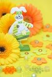 карточка пасха Стоковая Фотография