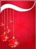 карточка праздничная Стоковое Фото
