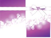 карточка 2007 приветствуя счастливое Новый Год Стоковые Фото